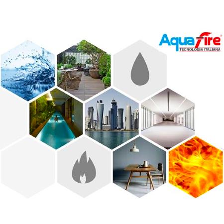 AquaFire - Влагостойкие огнеупорные панели