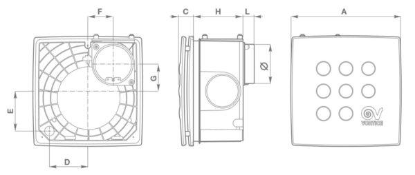 схема quadro